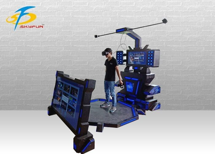 Arcade Game Skyfun 9D VR Simulator With Music Game 12 Months Warranty
